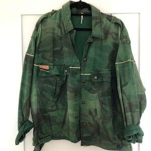 Free people camp jacket